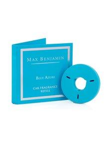 Max Benjamin - Blue Azure -täyttöpakkaus ilmanraikastimeen - LIGHT BLUE | Stockmann