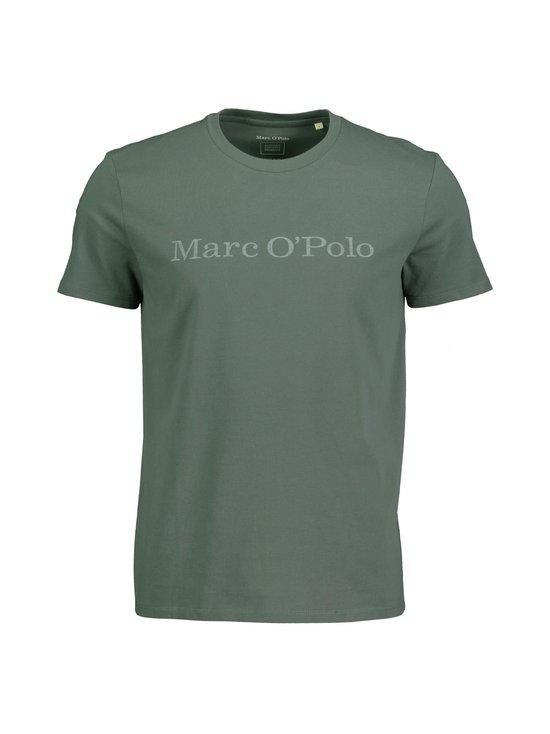 Marc O'Polo - Big Logo -paita - 451 MANGROVE | Stockmann - photo 1