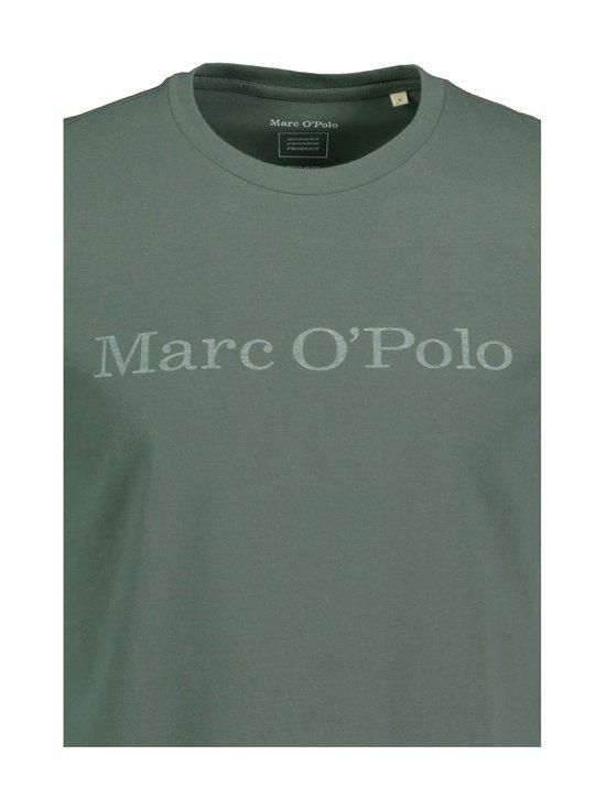 Marc O'Polo - Big Logo -paita - 451 MANGROVE | Stockmann - photo 2