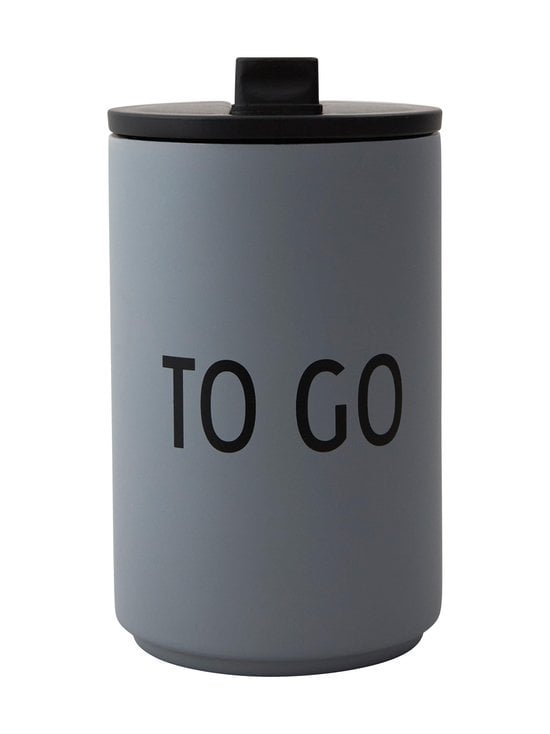 Design Letters - Termosmuki 350 ml - GREY 430C | Stockmann - photo 1