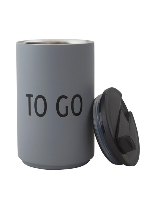 Design Letters - Termosmuki 350 ml - GREY 430C | Stockmann - photo 2