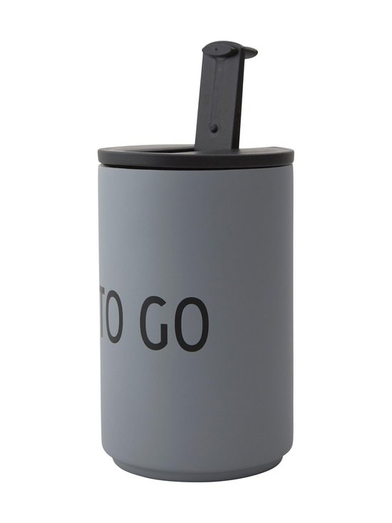 Design Letters - Termosmuki 350 ml - GREY 430C | Stockmann - photo 3