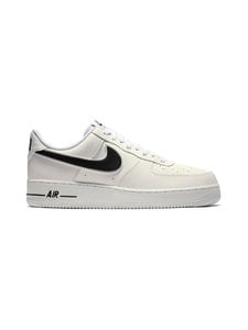 Nike - Air Force 1 '07 -nahkasneakerit - WHITE/BLACK | Stockmann