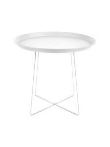Fatboy - Plat-O -pöytä ø 56 cm - WHITE (VALKOINEN) | Stockmann