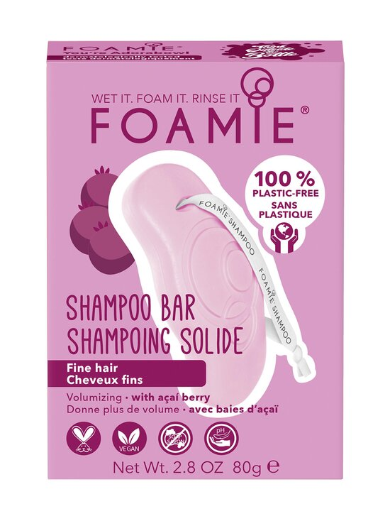 Foamie - Shampoo Bar You're Adorabowl -palashampoo 80 g - NOCOL | Stockmann - photo 1