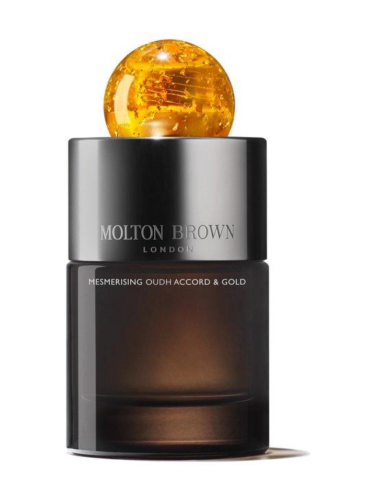 Molton Brown - Mesmerising Oudh Accord & Gold EdP -tuoksu 100 ml - NOCOL | Stockmann - photo 1