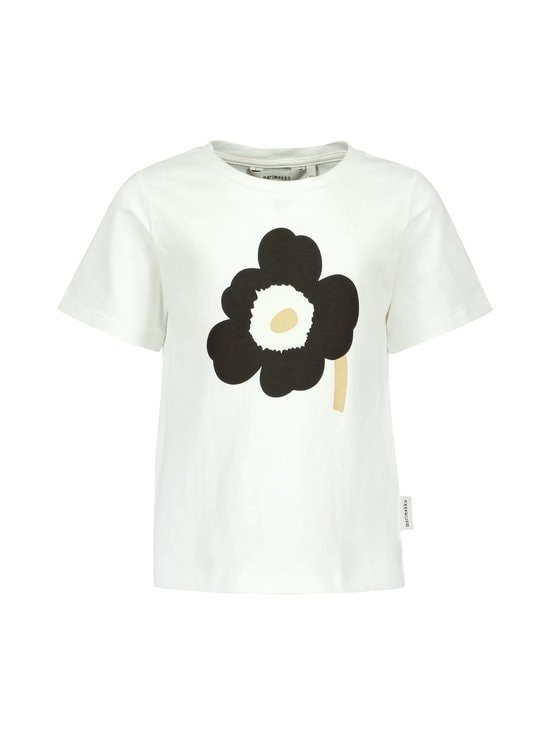 Marimekko - Soida Unikko -paita - 198 WHITE, BLACK, BEIGE | Stockmann - photo 1