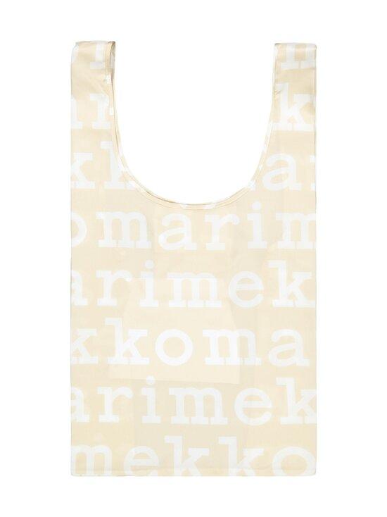 Marimekko - Smartbag Logo -laukku - 810 BEIGE, OFF-WHITE | Stockmann - photo 1