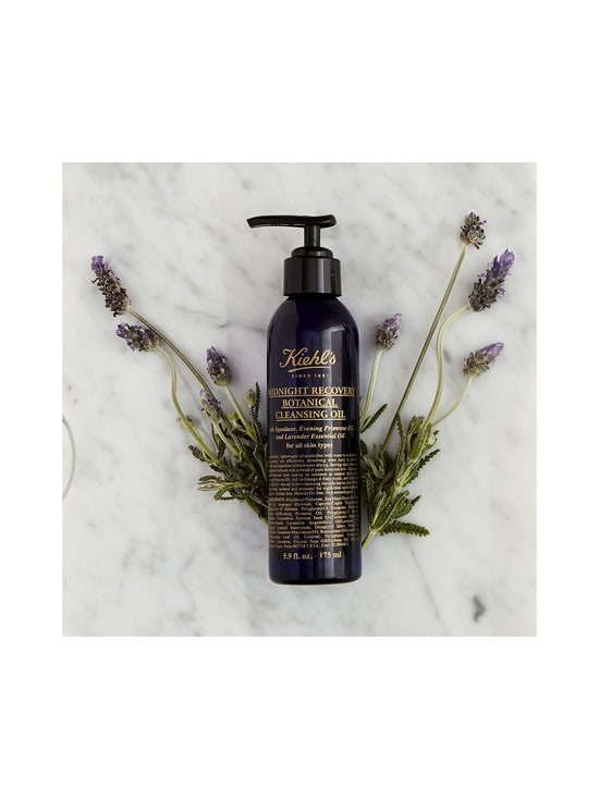 Kiehl's - Midnight Recovery Cleansing Oil -puhdistusöljy 180 ml | Stockmann - photo 2