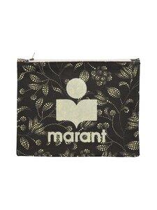 Isabel Marant - NETTIA Clutch -laukku - 01BK BLACK | Stockmann