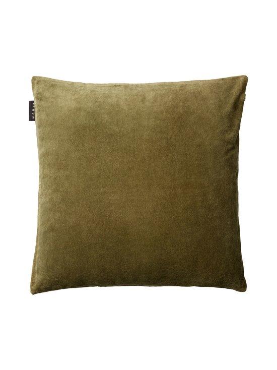 Linum - Paolo-tyynynpäällinen 50 x 50 cm - OLIVE GREEN (VIHREÄ)   Stockmann - photo 1