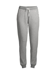 GANT - Logo-collegehousut - 93 GREY MELANGE | Stockmann