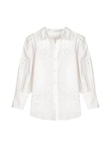 By Malina - Edwina Shirt -pusero - WHITE | Stockmann