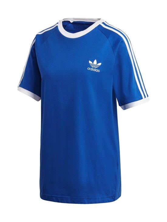 adidas Originals - 3 Stripe Tee -paita - TEAM ROYAL BLUE | Stockmann - photo 1