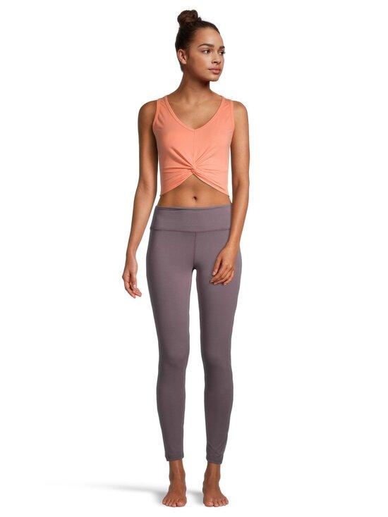 Deha - Yoga Leggings -leggingsit - 35020 PURPLE GREY   Stockmann - photo 2