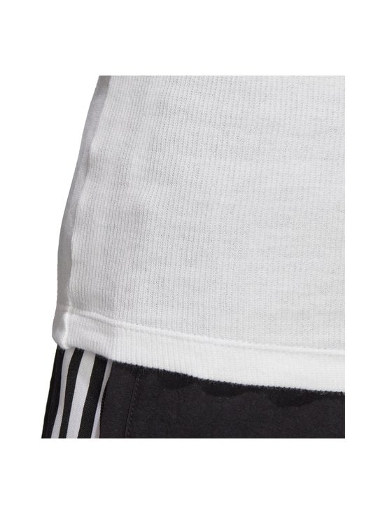 adidas Originals - Tank Top -toppi - WHITE/BLAC WHITE/BLACK | Stockmann - photo 7