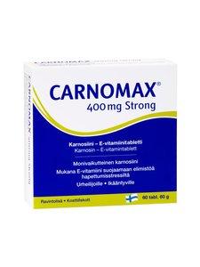 Hankintatukku - Carnomax 400 Strong 60 60 tabl 60 g - null | Stockmann