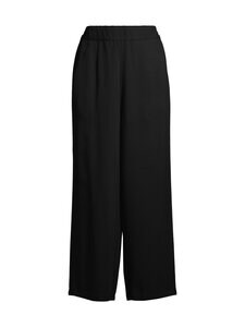 Makia - Lea Trousers -housut - BLACK | Stockmann