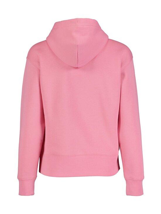 GANT - Crest 1949 Hoodie Sweater -huppari - 623 CHATEAU ROSE | Stockmann - photo 2