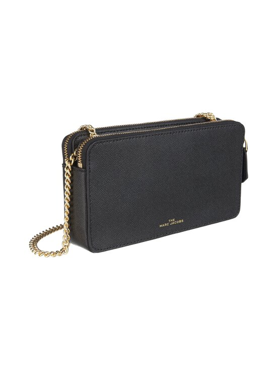 Marc Jacobs - Chain Continental -nahkalaukku - 001 BLACK | Stockmann - photo 2