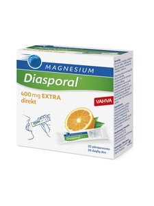 Harmonia - Diasporal Magnesium 400 EXTRA Direkt 20 ps - null | Stockmann