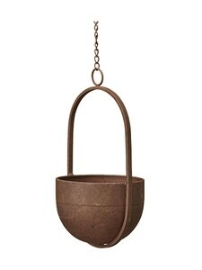 Wikholm Form - Tyra Hang Pot L -amppeli 25 x 47 cm - RUST | Stockmann