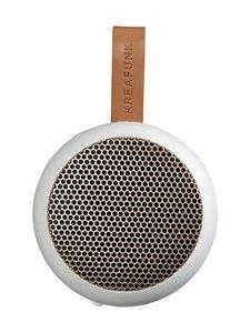 Kreafunk - aGO Bluetooth -kaiutin - WHITE   Stockmann