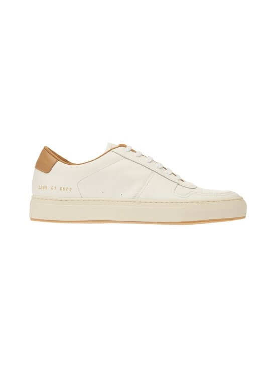 COMMON PROJECTS - Bball '90 -sneakerit - 0502 WHITE/TAN   Stockmann - photo 1