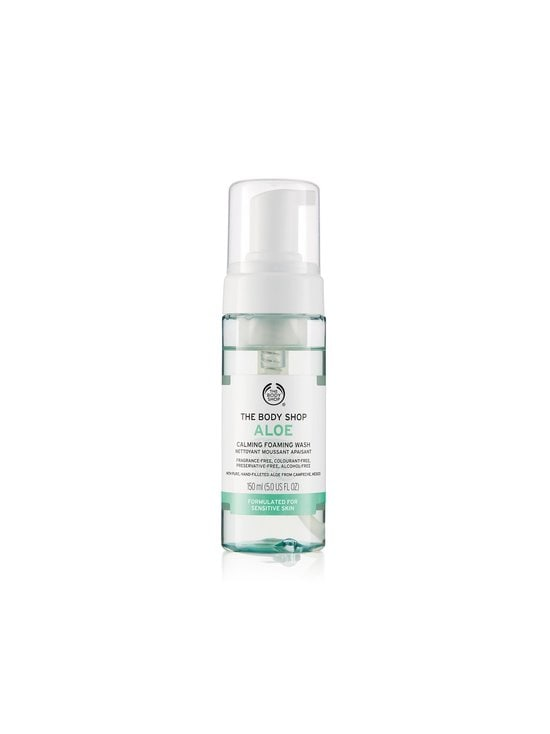 The Body Shop - Aloe Facial Wash -kasvojenpuhdistusaine 150 ml   Stockmann - photo 1