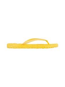 ILSE JACOBSEN - Flip-Flops With Glitter -sandaalit - 80 YELLOW | Stockmann