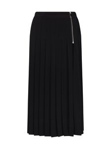 Calvin Klein Womenswear - Crepe Zip Detail Pleated -hame - BDS CALVIN BLACK | Stockmann