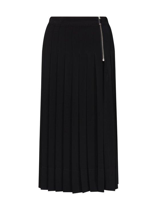 Calvin Klein Womenswear - Crepe Zip Detail Pleated -hame - BDS CALVIN BLACK | Stockmann - photo 1