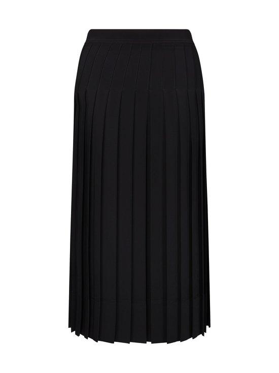 Calvin Klein Womenswear - Crepe Zip Detail Pleated -hame - BDS CALVIN BLACK | Stockmann - photo 2