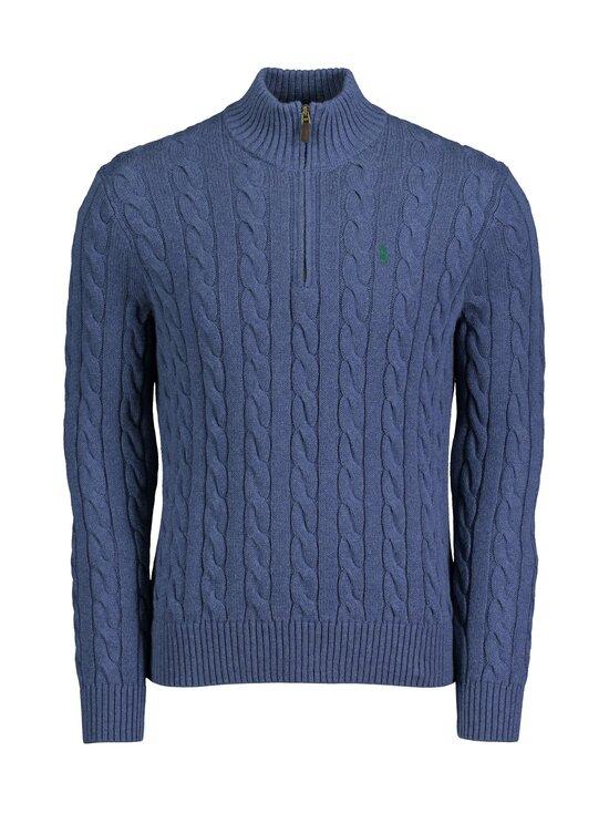 Polo Ralph Lauren - Puuvillaneule - BLUE HTR   Stockmann - photo 1