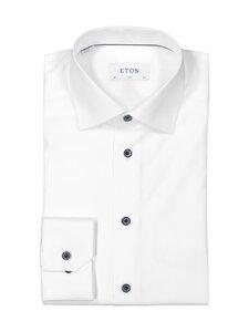 Eton - Slim-kauluspaita - 01 WHITE   Stockmann