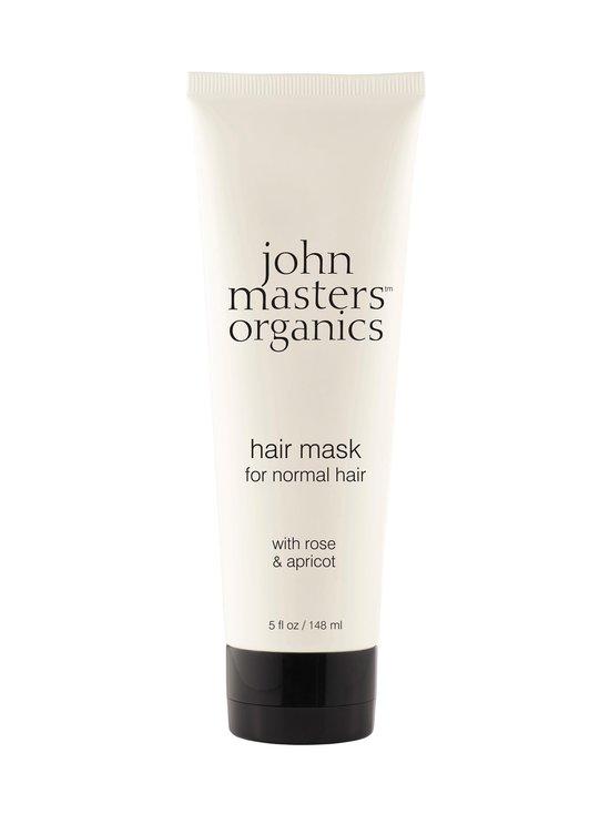 John Masters Organics - Hair Mask Rose & Apricot -hiusnaamio 148 ml | Stockmann - photo 1