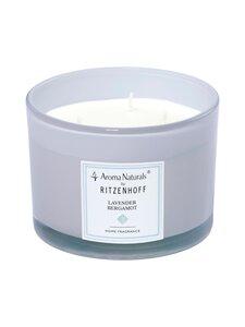 Ritzenhoff - Aroma Naturals Lavender Bergamot -tuoksukynttilä - LIILA | Stockmann