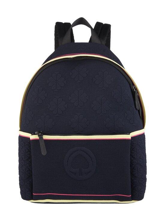 kate spade new york - Sport Knit City Pack Large Backpack -reppu - 460U BLUE MULTI   Stockmann - photo 1