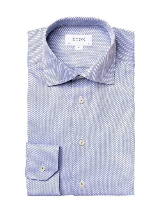 Eton - Contemporary Fit -kauluspaita - 25 DUSTY BLUE | Stockmann - photo 1