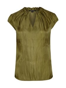 Comma - Blouse sl -paita - 7832 DEEP GREEN | Stockmann