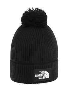 The North Face - Tnf Logo Box Pom -pipo - BLACK | Stockmann