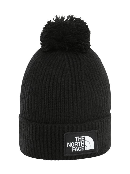 The North Face - Tnf Logo Box Pom -pipo - BLACK | Stockmann - photo 1