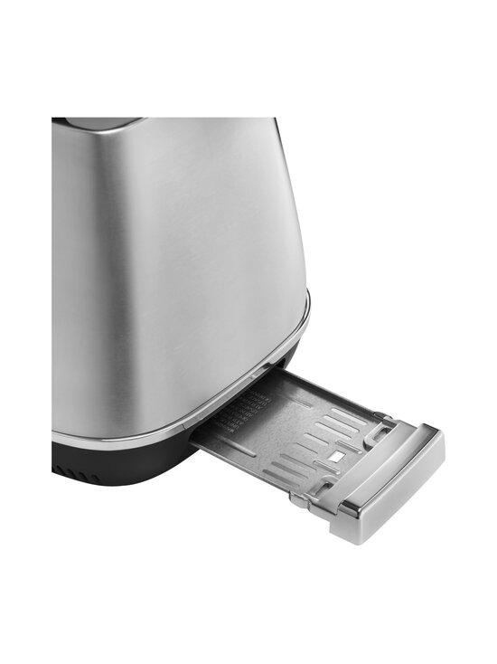 Delonghi - Distinta X Toaster -leivänpaahdin - STAINLESS STEEL | Stockmann - photo 5