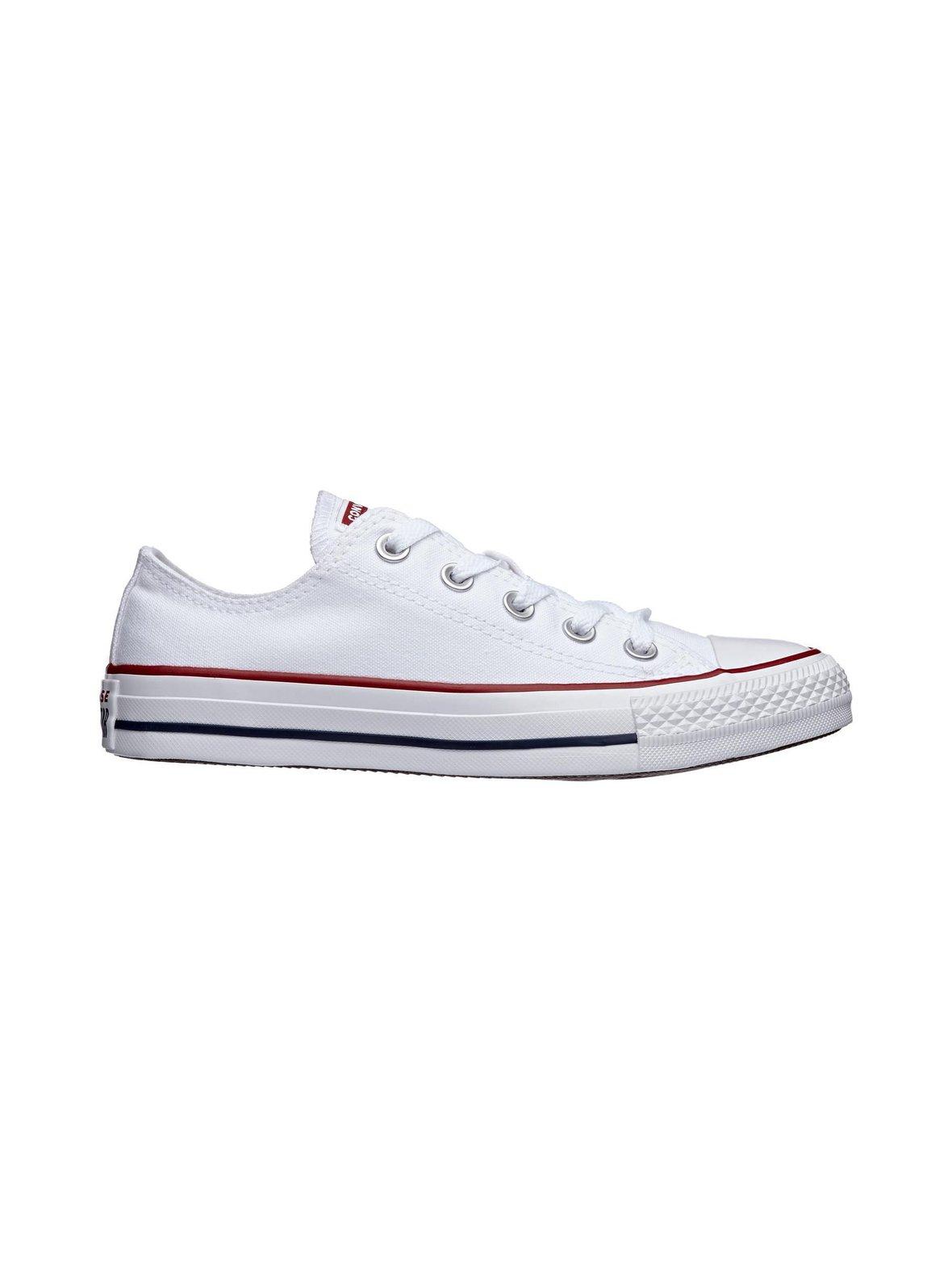 Optical White Converse Chuck Taylor All Star Low Top -tennarit  6ba2cb67a5