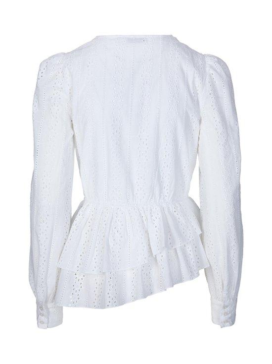 NA-KD - Crochet Wrap Top -pusero - WHITE | Stockmann - photo 2