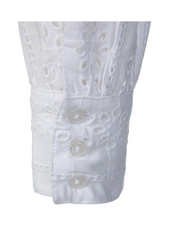 NA-KD - Crochet Wrap Top -pusero - WHITE | Stockmann - photo 3