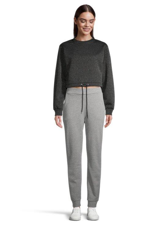 NA-KD - Glitter Sweater -paita - BLACK 0002 | Stockmann - photo 3