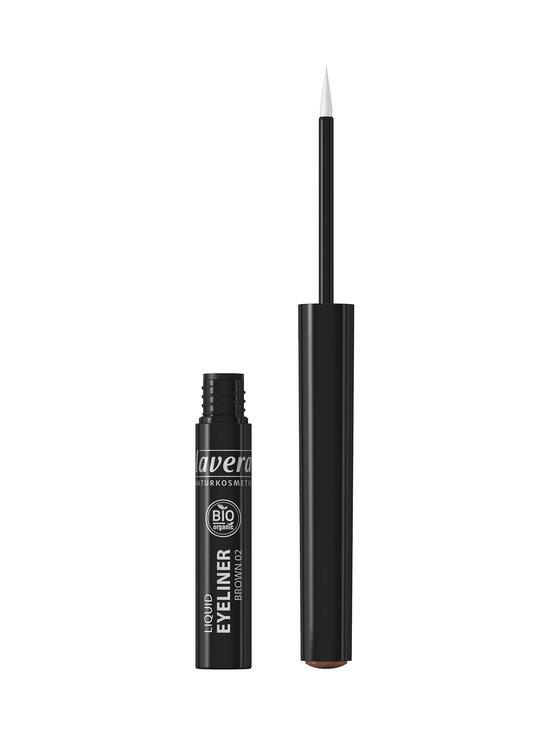Lavera - Trend Sensitiv Liquid Eyeliner -nestemäinen silmänrajauskynä - 02 BROWN   Stockmann - photo 1