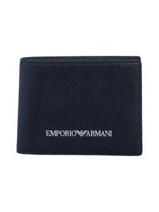 Emporio Armani - Bi-Fold Wallet -lompakko - 85159 NAVY | Stockmann