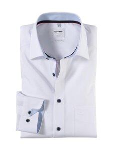 Olymp - Luxor Comfort Fit -kauluspaita - 00 WHITE   Stockmann